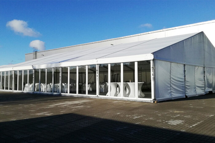 Suure telgi rent - Extrahaus Pärnus